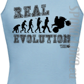 REAL EVOLUTION MOTORCYCLES - top damski