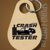 Crash Tester - Breloczek